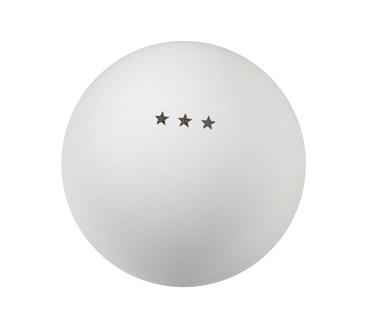 Tischtennisball 3 Sterne